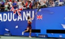 'Off the charts': Unusual York tennis fans bewitched by Raducanu fairytale