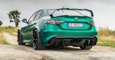 Alfa Romeo Giulia GTAm Review: Ferocious, Nonsensical, Fabulous