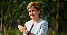 Scotland's Sturgeon calls on UK leader to reassess Cambo oilfield