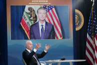 Biden campaigns for Newsom, lawsuit against Prince Andrew, Met Gala: 5 things to know Monday