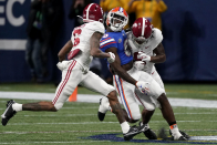 Alabama's all-time record against the Florida Gators