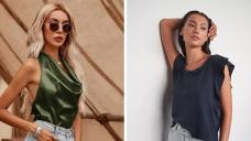 19 Zara-Type Tops for an Amazingly Long-established Wardrobe — All Below $40