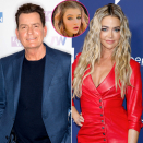 Charlie Sheen Confirms Sami No Prolonged Lives With Denise, Dropped Out of College