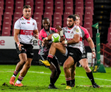 Two more enter the Lions den ahead of the United Rugby Championships