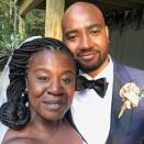 Uzo Aduba secretly married Robert Sweeting last year