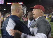 It did not take long to drag James Franklin into the USC coaching rumor mill