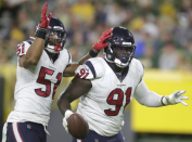 Story: Texans to poach DT Jaleel Johnson from Saints practice squad
