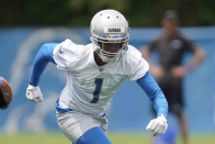 Thunder: Lions have reached out to CB Quinton Dunbar