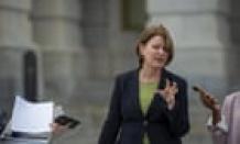 Senate Democrats pitch new voting bill in effort to break filibuster logjam– live