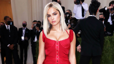 Addison Rae's Followers Are Convinced She Wore Kourtney Kardashian's Gown To Met Gala
