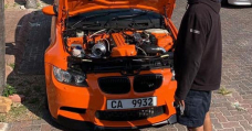 This Outwardly Fashioned BMW E92 M3 Is Packing A 2JZ