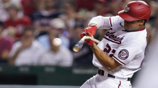Zimmerman, Fedde power Nationals to 8-2 victory over Marlins
