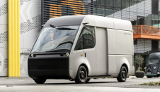 Arrival Van is arriving in Europe after an initial order of 3,000 units