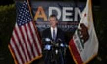 Democrats celebrate Gavin Newsom's victory in California recall vote – live