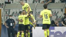 Haaland scores as Dortmund beats Beşiktaş 2-1 away in opener
