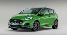 The Ford Fiesta ST Now Has Extra Torque, A Fresh Face And Green Paint