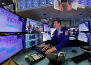 Dow falls, but closes well off intraday lows ahead of seasonally weak trading period