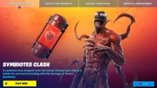 Fortnite Season 8: How To Get hang of And Spend The Carnage And Venom Symbiotes