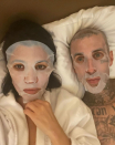Kourtney Kardashian, Travis Barker Section Their Ranking on 'Instagram vs Reality'