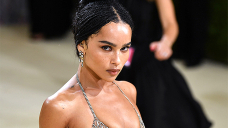 Zoe Kravitz Claps Help At Hater Criticizing Her 'Almost Naked' Met Gala Look