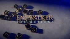 Best Fantasy XIV Online Endwalker Job Actions Trailer