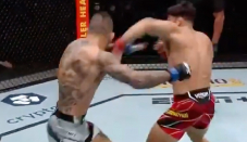 UFC War Evening 192 video: Arman Tsarukyan destroys Christos Giagos in first round
