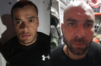 Closing two escaped prisoners arrested in Jenin, ending manhunt