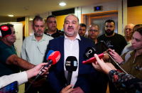 Ra'am MK: We received't leave coalition if Gaza conflict breaks out