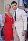 Sam Asghari's Ex Reacts to Britney Spears Engagement: He's 'What She Wants'