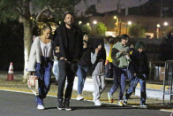 J.Lo & Ben Affleck Favor Youngsters Max & Emme, 13, & Seraphina, 12, & Violet, 15, To Outside Movie