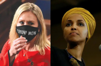 Marjorie Taylor Greene says Ilhan Omar supports awe, married brother