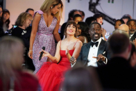 Kate Winslet Appreciate! 'Ted Lasso' Sweeps! Most appealing Moments From the Emmys