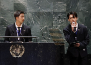 BTS dance through UN: Promoting youth solutions for the planet