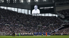 Soccer legend Jimmy Greaves dies, at 81