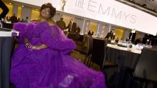 Classy fashion dazzles Emmys red carpet