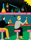 An Ex-Drinker's Search for a Sober Buzz