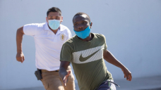 Mexican government cracks down on Haitian migrants in Ciudad Acuña