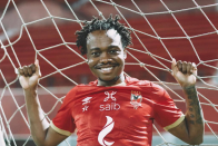 Percy Tau's return date CONFIRMED! Pitso Mosimane will have his star back SOON!