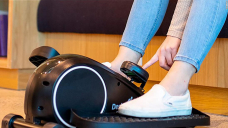 Lift $50 off an under desk elliptical during this one-day Amazon sale