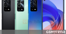 Oppo A55 4G leaks in legit-looking renders, some specs get outed too