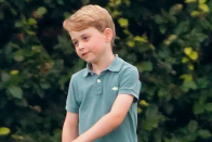 Prince George enjoys the space of 219 British family homes as part of royal lifestyle