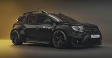 There's A €3000 Prior Assemble Dacia Duster Widebody Equipment And We Invent not Hate It