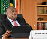 'You're not reaching targets': Ramaphosa lectures Biden, world leaders