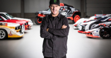 Audi Has Hired Ken Block (Quietly) Shred Tyres In EVs