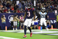 WR Anthony Miller still confident in Texans' potential for 2021