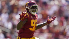 USC LB Jackson aims to keep cashing in after key strip-sack