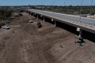 No migrants remain at camp under bridge in Texas border metropolis, DHS secretary says