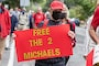 Canada's 'two Michaels' back home after more than 1,000 days imprisoned in China as Huawei's Meng cuts deal with U.S.