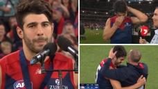 Motive Demons hero broke down in tears