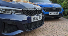 Is A BMW M340d Truly Worth £24k More Than A Skoda Octavia vRS?